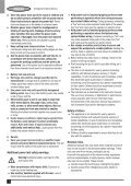 BlackandDecker Trapano Senza Cavo- Asl188 - Type H1 - Instruction Manual (Europeo) - Page 4