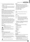 BlackandDecker Trapano Senza Cavo- Asl188 - Type H1 - Instruction Manual (Europeo) - Page 5