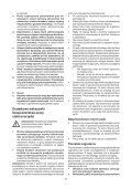 BlackandDecker Toupie- Kw1600e - Type 1 - Instruction Manual (Polonia) - Page 7
