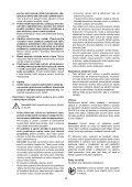 BlackandDecker Sabbiatrice Orbitale- Ka400 - Type 1 - Instruction Manual (Czech) - Page 4