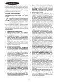 BlackandDecker Sabbiatrice Anatomic- Ka168k - Type 1 - Instruction Manual (Polonia) - Page 4