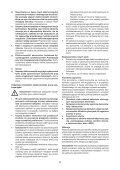 BlackandDecker Sabbiatrice Anatomic- Ka168k - Type 1 - Instruction Manual (Polonia) - Page 5