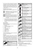 BlackandDecker Sabbiatrice Anatomic- Ka168k - Type 1 - Instruction Manual (Polonia) - Page 6