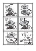 BlackandDecker Sabbiatrice Orbitale- Ka270k - Type 1 - Instruction Manual (Turco) - Page 3
