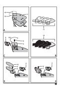 BlackandDecker Sabbiatrice Anatomic- Ka160k - Type 1 - Instruction Manual (Europeo) - Page 3