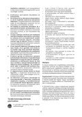 BlackandDecker Trapano- Rt650ka - Type 1 - Instruction Manual (Ungheria) - Page 4