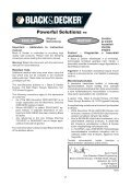 BlackandDecker Trapano- Rt650ka - Type 1 - Instruction Manual (Ungheria) - Page 7