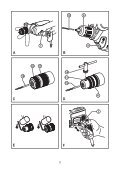 BlackandDecker Trapano Percussione- Kr504 - Type 1 - Instruction Manual (Ungheria) - Page 2
