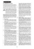 BlackandDecker Sabbiatrice Anatomic- Ka1000 - Type 1 - Instruction Manual (Ungheria) - Page 4