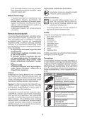 BlackandDecker Sabbiatrice Anatomic- Ka1000 - Type 1 - Instruction Manual (Ungheria) - Page 6
