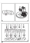 BlackandDecker Toupie- Kw900e - Type 1 - Instruction Manual (Europeo) - Page 6