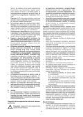 BlackandDecker Toupie- Kw1600e - Type 1 - Instruction Manual (Ungheria) - Page 7