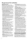 BlackandDecker Smerigliatrice- Ka210 - Type 1 - Instruction Manual - Page 4