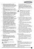 BlackandDecker Sabbiatrice Orbitale- Ka450 - Type 1 - Instruction Manual (Lettonia) - Page 5