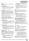 BlackandDecker Sabbiatrice Orbitale- Ka450 - Type 1 - Instruction Manual (Lettonia) - Page 7