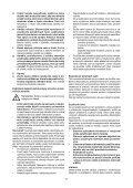 BlackandDecker Toupie- Kw1600e - Type 1 - Instruction Manual (Slovacco) - Page 7