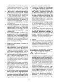 BlackandDecker Sabbiatric A Cinghia- Ka88 - Type 1 - 2 - Instruction Manual (Ungheria) - Page 5