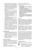 BlackandDecker Sabbiatric A Cinghia- Ka88 - Type 1 - 2 - Instruction Manual (Ungheria) - Page 6