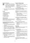 BlackandDecker Sabbiatric A Cinghia- Ka88 - Type 1 - 2 - Instruction Manual (Ungheria) - Page 7