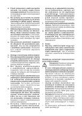 BlackandDecker Sabbiatric A Cinghia- Ka88 - Type 1 - 2 - Instruction Manual (Polonia) - Page 5