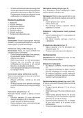 BlackandDecker Sabbiatric A Cinghia- Ka88 - Type 1 - 2 - Instruction Manual (Polonia) - Page 7