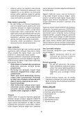BlackandDecker Sabbiatric A Cinghia- Ka88 - Type 3 - Instruction Manual (Turco) - Page 6