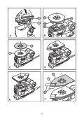 BlackandDecker Sabbiatrice Orbitale- Ka280 - Type 1 - Instruction Manual (Turco) - Page 2