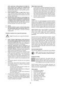 BlackandDecker Sabbiatrice Orbitale- Ka280 - Type 1 - Instruction Manual (Turco) - Page 6