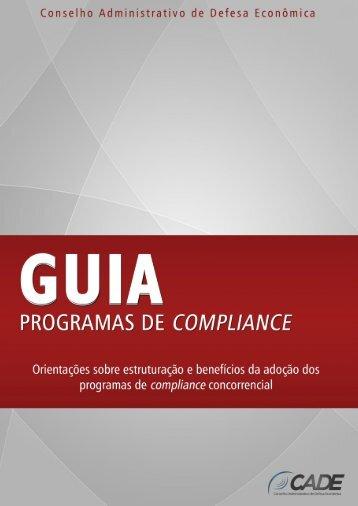 GUIA PARA PROGRAMAS DE COMPLIANCE