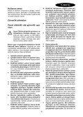 BlackandDecker Sabbiatrice Orbitale- Ka274ek(L) - Type 1 - Instruction Manual (Turco) - Page 3