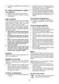 BlackandDecker Sabbiatrice Orbitale- Ka274ek(L) - Type 1 - Instruction Manual (Turco) - Page 6