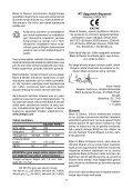 BlackandDecker Sabbiatrice Orbitale- Ka274ek(L) - Type 1 - Instruction Manual (Turco) - Page 7