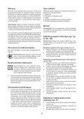 BlackandDecker Sabbiatrice Orbitale- Ka310 - Type 1 - Instruction Manual (Polonia) - Page 6