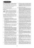 BlackandDecker Sabbiatric A Cinghia- Ka89e - Type 1 - Instruction Manual (Polonia) - Page 4