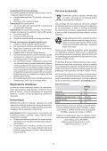 BlackandDecker Sabbiatric A Cinghia- Ka89e - Type 1 - Instruction Manual (Polonia) - Page 7
