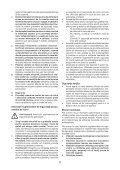 BlackandDecker Sabbiatrice Orbitale- Ka310 - Type 1 - Instruction Manual (Romania) - Page 5