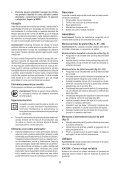 BlackandDecker Sabbiatrice Orbitale- Ka310 - Type 1 - Instruction Manual (Romania) - Page 6
