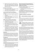 BlackandDecker Sabbiatrice Orbitale- Ka310 - Type 1 - Instruction Manual (Romania) - Page 7