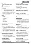 BlackandDecker Sabbiatric A Cinghia- Ka89e - Type 1 - Instruction Manual (Europeo) - Page 7