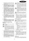 BlackandDecker Sabbiatrice Anatomic- Ka2500 - Type 1 - Instruction Manual (Lettonia) - Page 5