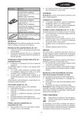 BlackandDecker Sabbiatrice Anatomic- Ka2500 - Type 1 - Instruction Manual (Lettonia) - Page 7