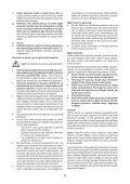 BlackandDecker Sabbiatric A Cinghia- Ka89e - Type 1 - Instruction Manual (Turco) - Page 5
