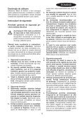 BlackandDecker Sabbiatrice Orbitale- Ka274ek(L) - Type 1 - Instruction Manual (Romania) - Page 3
