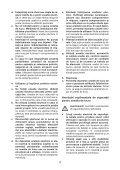 BlackandDecker Sabbiatrice Orbitale- Ka274ek(L) - Type 1 - Instruction Manual (Romania) - Page 4