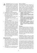 BlackandDecker Sabbiatrice Orbitale- Ka274ek(L) - Type 1 - Instruction Manual (Romania) - Page 5