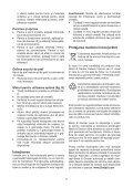 BlackandDecker Sabbiatrice Orbitale- Ka274ek(L) - Type 1 - Instruction Manual (Romania) - Page 7