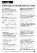 BlackandDecker Smerigliatrice- Ka273 - Type 4 - Instruction Manual (Australia Nuova Zelanda) - Page 5