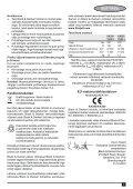 BlackandDecker Smerigliatrice- Ka295 - Type 1 - Instruction Manual (Europeo Orientale) - Page 7