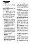 BlackandDecker Sabb Orbitale A Caso- Ka198gt - Type 1 - Instruction Manual (Czech) - Page 4