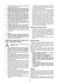 BlackandDecker Sabb Orbitale A Caso- Ka198gt - Type 1 - Instruction Manual (Czech) - Page 5
